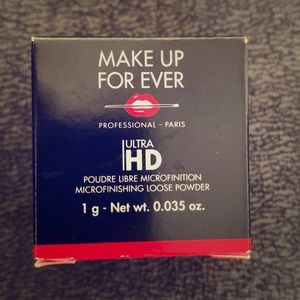 🟡 Make Up Forever Ultra HD Loose Powder 1 g